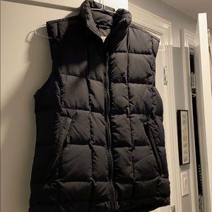 Very warm puffer vest!